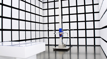 EMC電波暗室