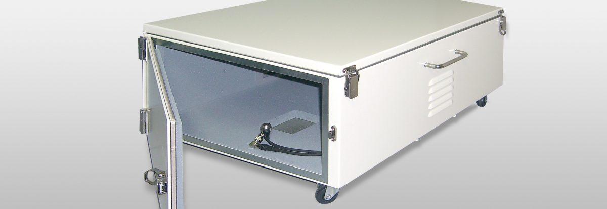 計測器用シールドボックス