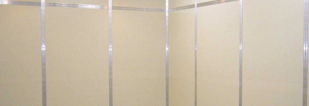 静電気放電測定用シールドルーム